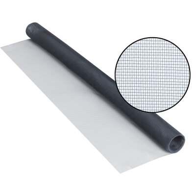 Phifer 30 In. x 84 In. Charcoal Aluminum Screen Ready Rolls
